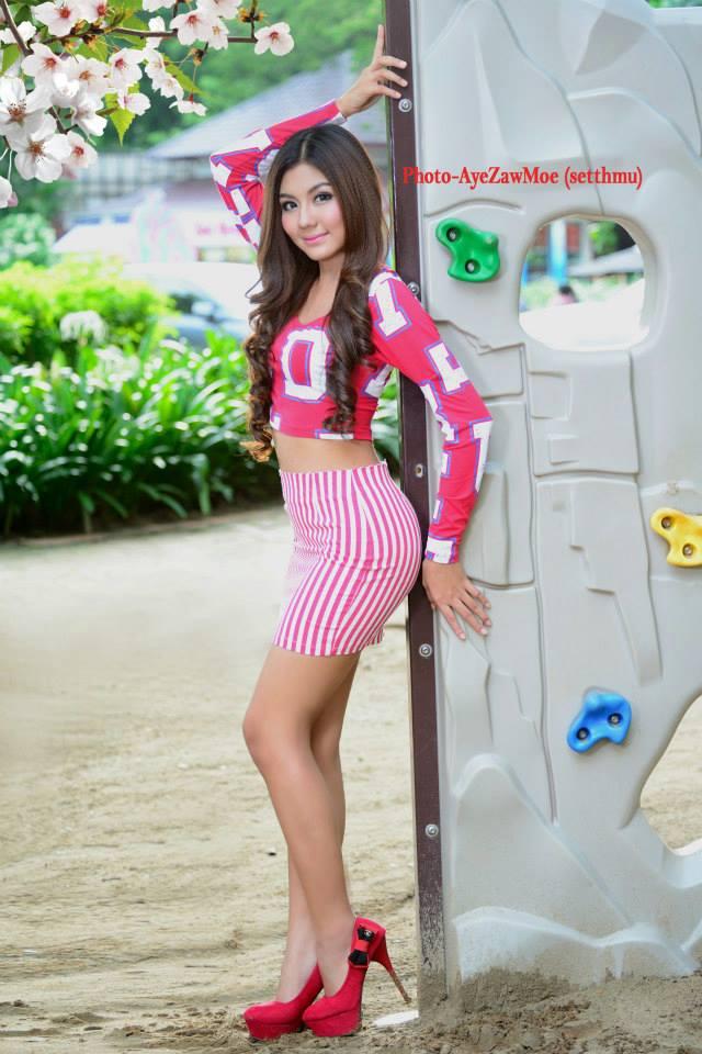 Myanmar celebrity hot news