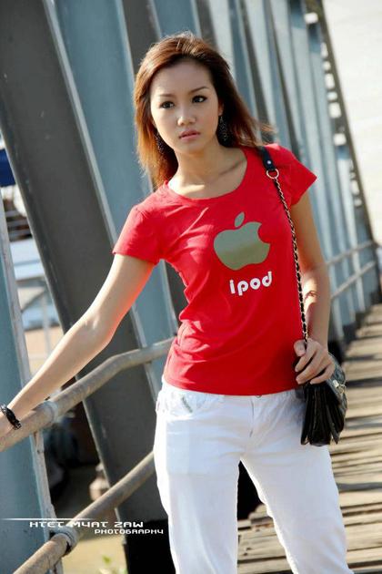 K Baby Model Su Myat Noe Oo | Myanm...
